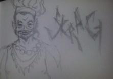 2 Skrag Sketch