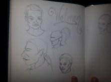 3 Walman Sketch