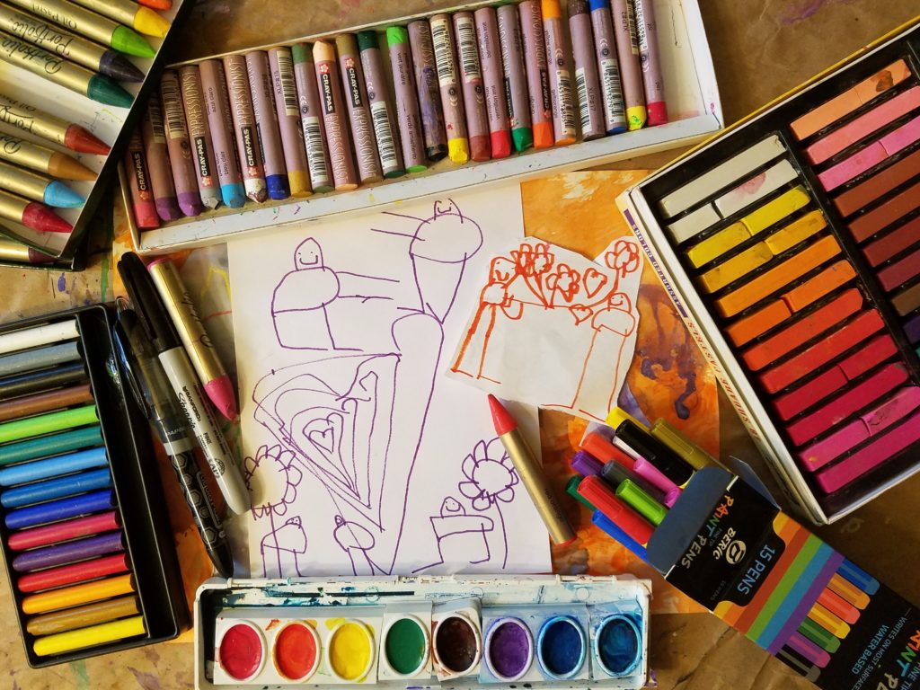 6 Creative Drawing Ideas For Kids