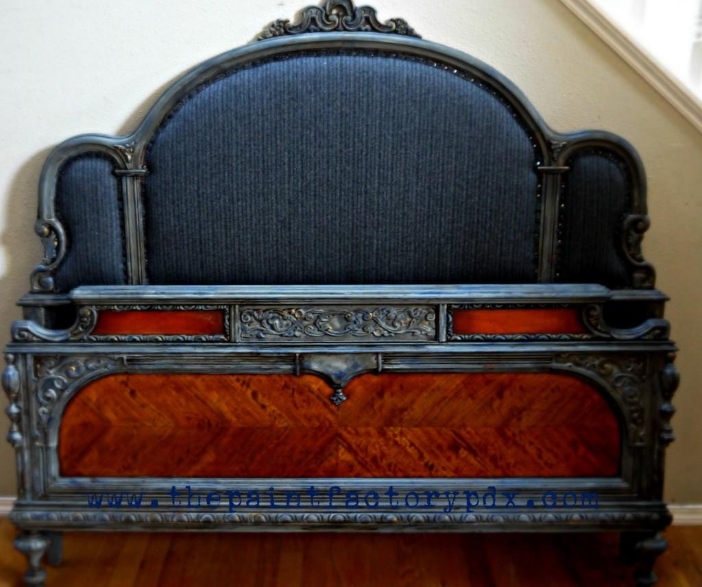 Chalk Paint Upholstery