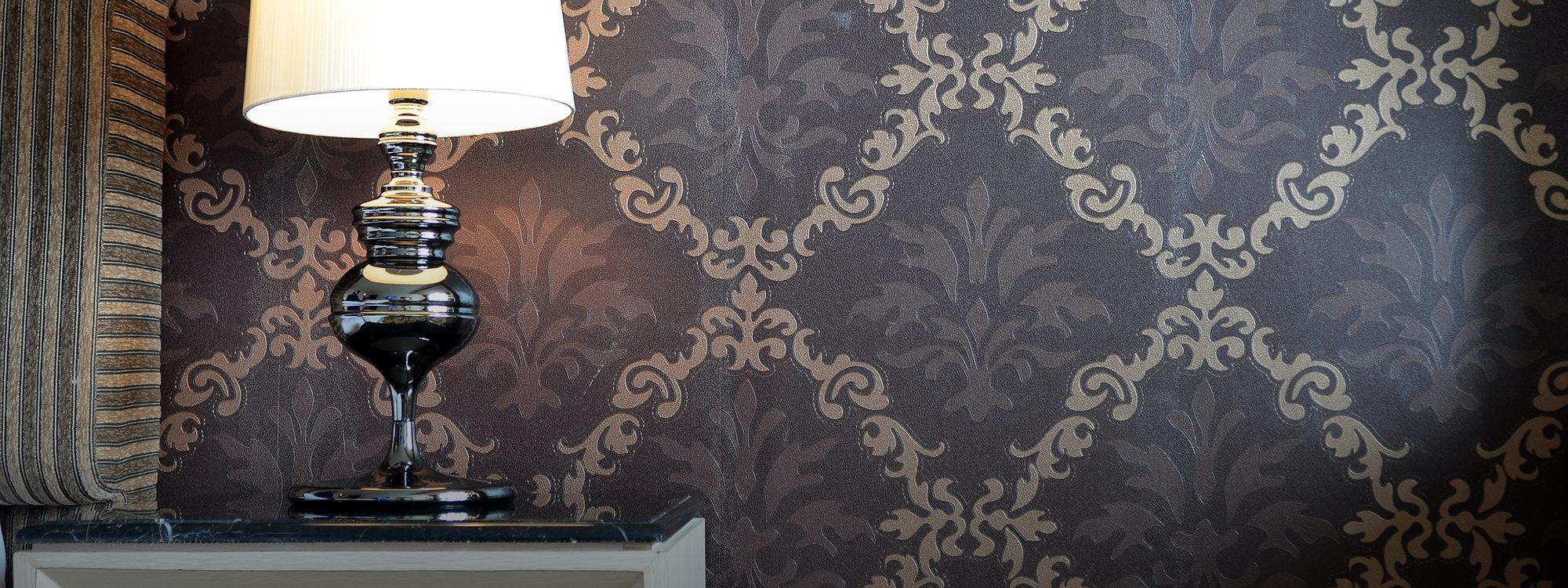 Wallpaper Interior Design Ideas Creative Haus Design