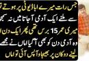 Meri Maa Ko Rooz Aik Admi Milny Ata – Urdu Moral Story