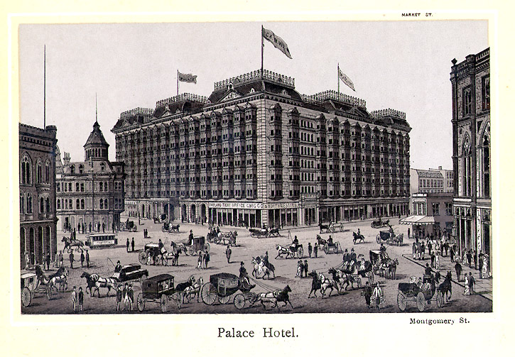 Image result for william ralston palace hotel