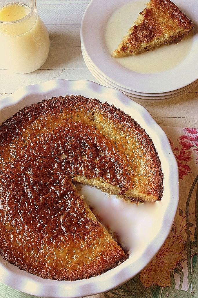 Africa Pudding Malva Recipe