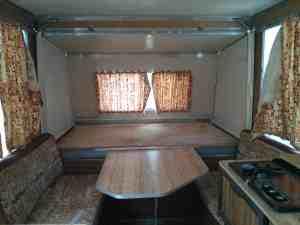 Restoring a Vintage Camper