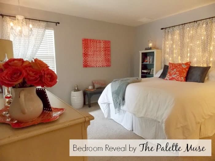 Master Bedroom Makeover on a Budget