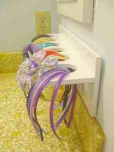 Headband Organizer