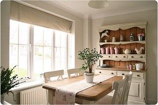A Country Style Dining Room