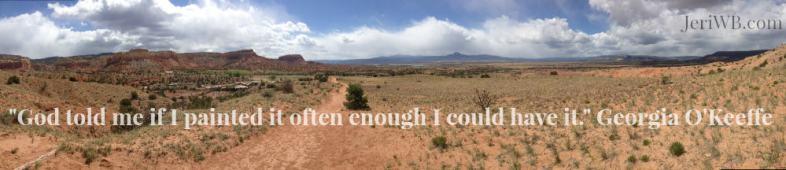 Desert Landscapes O'Keeffe