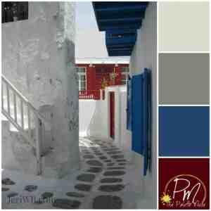 Greek Isle Palette
