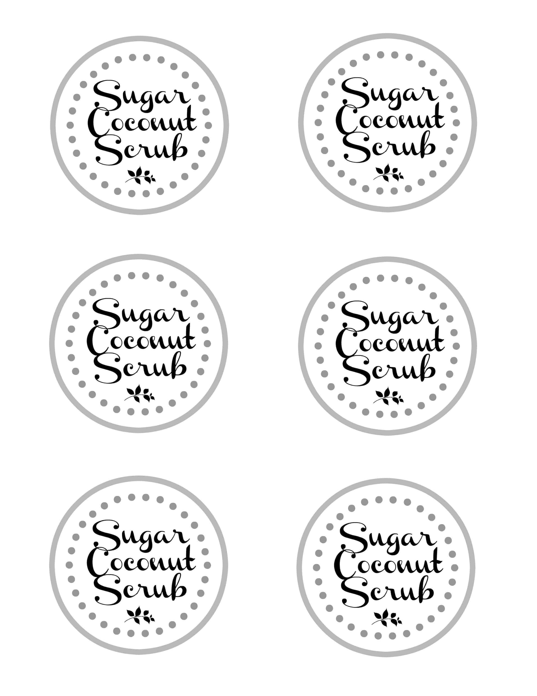 Make Your Own Coconut Oil Sugar Scrub