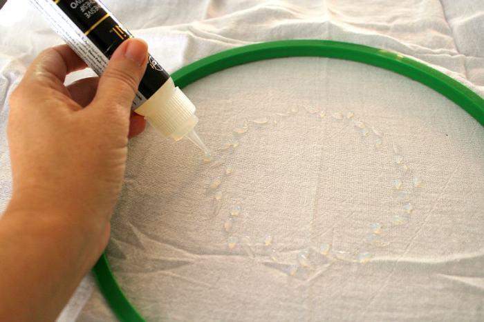 Tea-towel-glue
