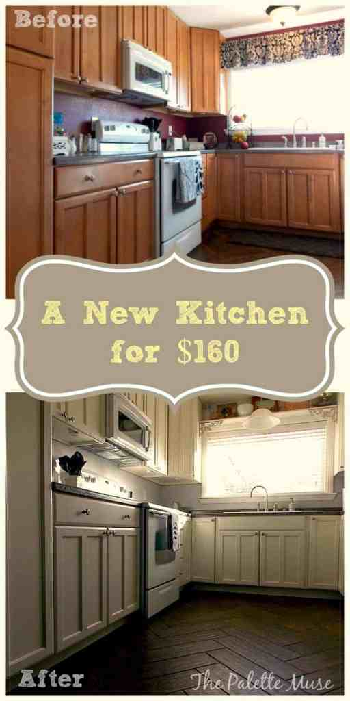 A New Kitchen for 160