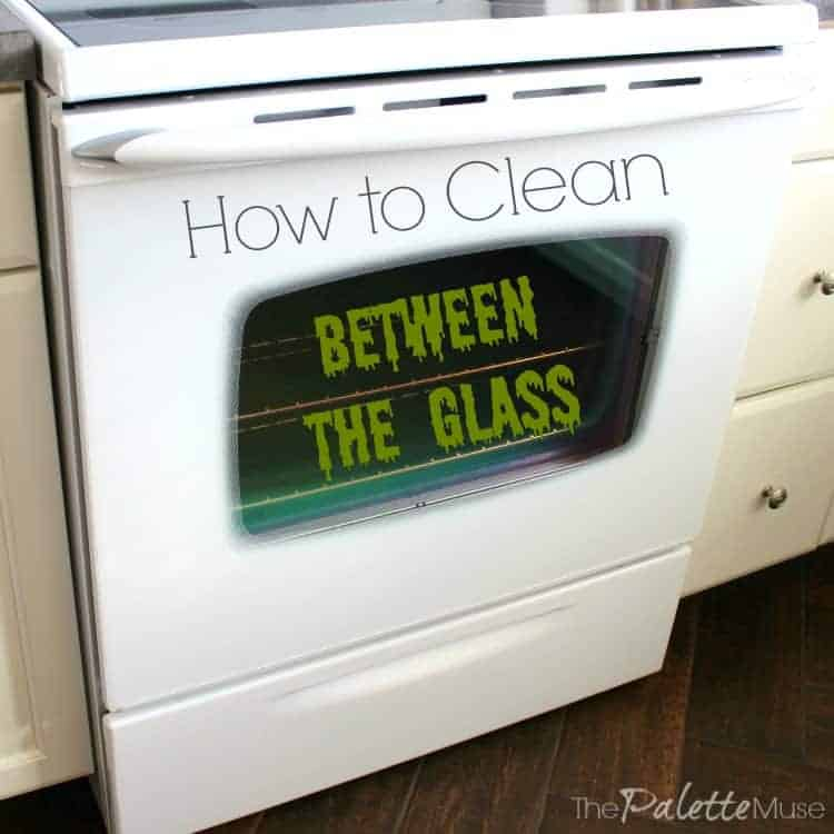 How to clean between the glass of your Maytag oven