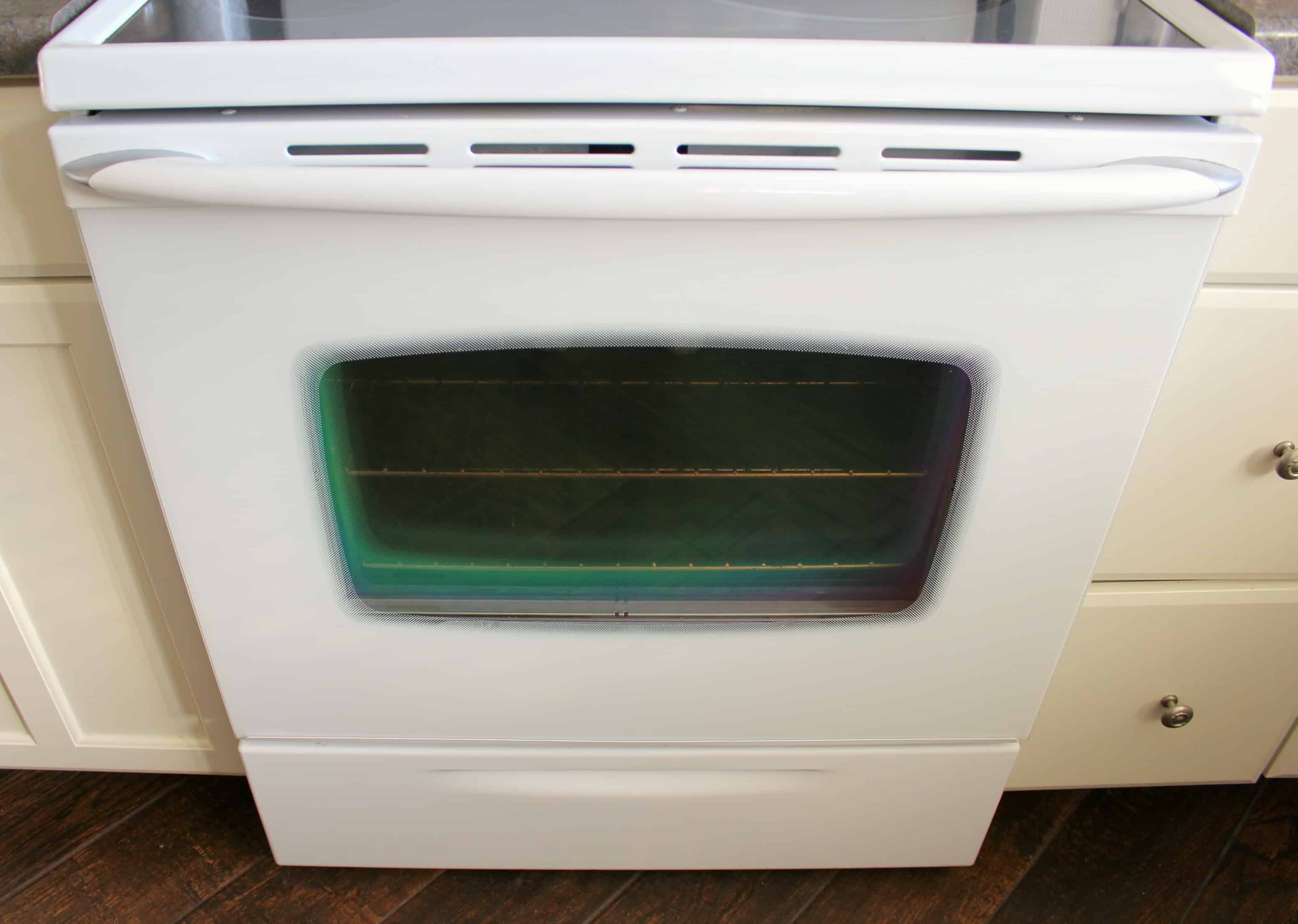 How To Clean Between The Glass Door Of Your Maytag Oven The