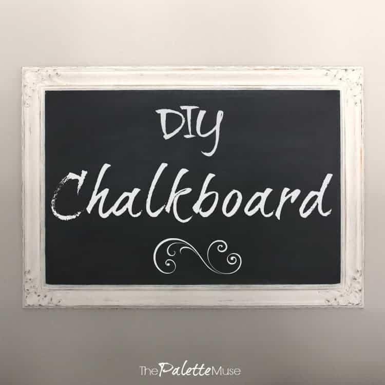 DIY-Chalkboard