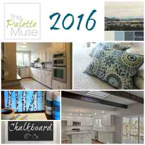The Palette Muse 2016 Year in Review