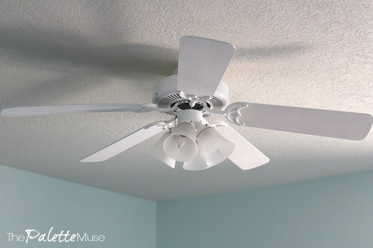 Looks like a brand new ceiling fan!
