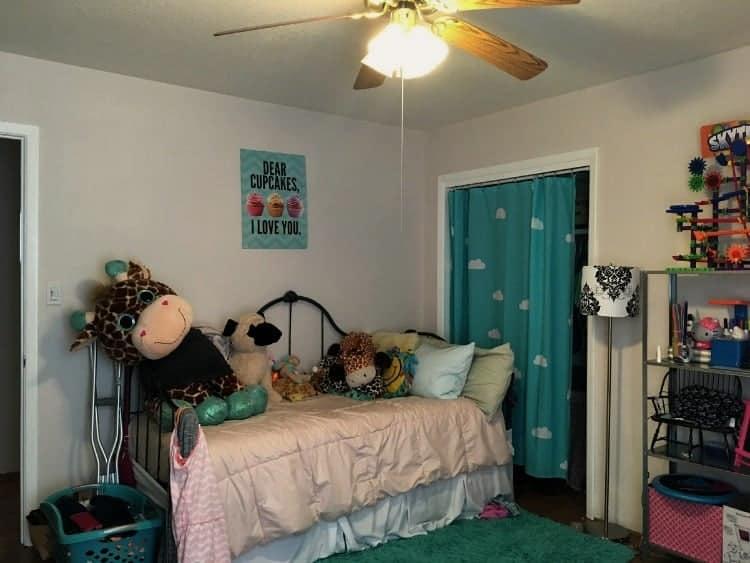 100 Room Challenge Reveal Growing Girl S Bedroom The