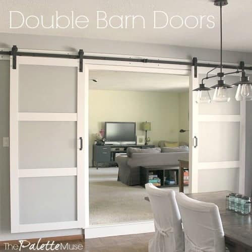 What I Wish Id Known About Double Barn Doors The Palette Muse