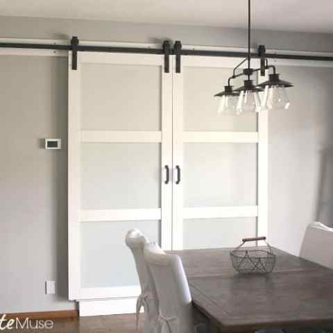 Tips for Hanging Double Barn Doors
