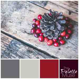 Farmhouse Christmas Palette