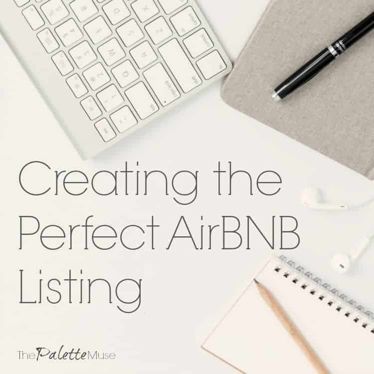 vacation rental hosting creating the perfect airbnb listing the