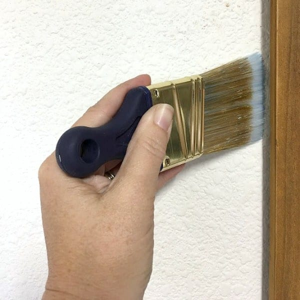 Wooster Shortcut Angle Brush