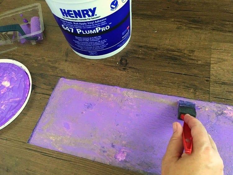How To Repair Luxury Vinyl Plank Flooring The Palette Muse