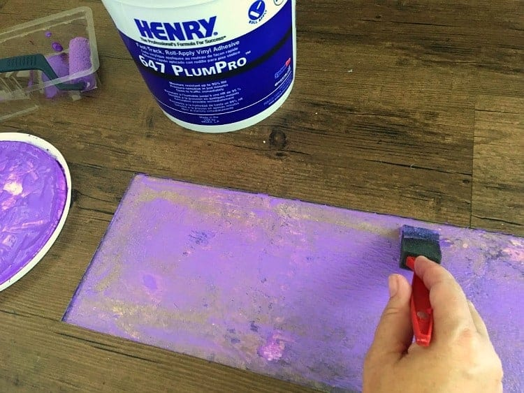How To Repair Luxury Vinyl Plank Flooring The Palette Muse