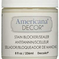 Deco Art Stain Blocker/Sealer, 8-Ounce, Clear