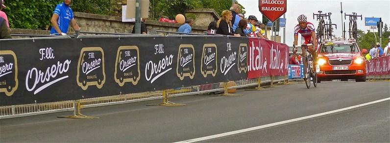 Back of the pack - Giro d'Italia 2013   ©Tom Palladio Images