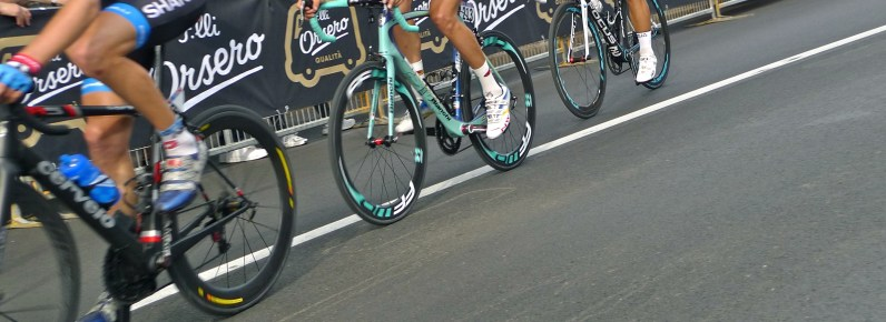 Giro d'Italia - Feet at Work   ©Tom Palla