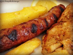 Grilled Sausage | ©Tom Palladio Images