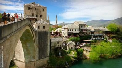 Stari Most Bridge, Mostar, Bosnia