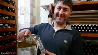 A sip of Croatian spirits