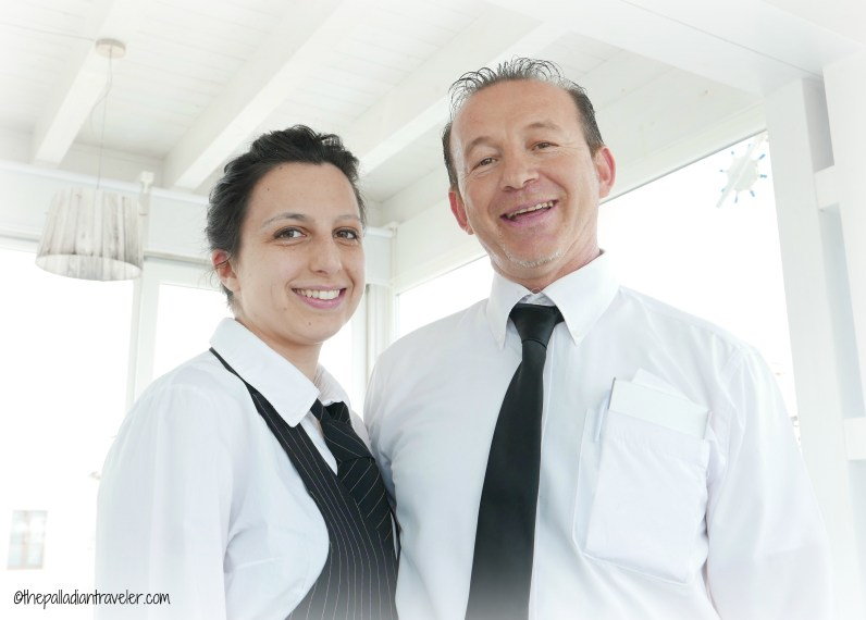 Head Waiter Front Of House Manager Restaurant