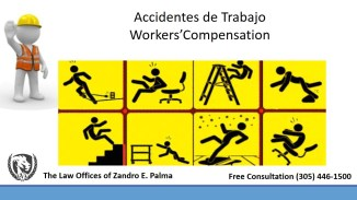 Derechos de los trabajadores de construccion. Abogado Zandro Palma en Miami. The Palma Law Group. Law offices.2