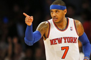 The Cavaliers need to acquire Carmelo even if it means trading Kevin Love