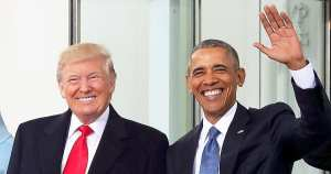 Barack Obama is attempting to sabotage Trumps presidency