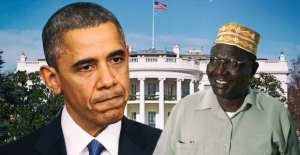 Malik Obama tweets out Barack Obamas birth certificate; claims he was born in Kenya