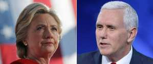 Julian Assange: Clinton pushing for a Pence takeover