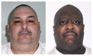 Arkansas's double execution first since 2000