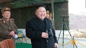 Seal Team Six among soldiers sent to Korean Peninsula. Kim Jong-un's days are numbered