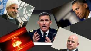 "Report: Obama politically assassinated General Flynn over ""Iran Deal"""