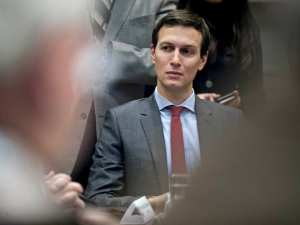 Breaking: Jared Kushner failed to disclose business dealings with George Soros