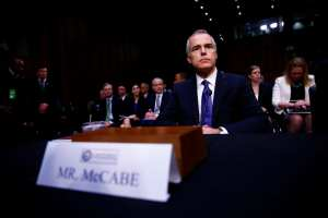 Grassley Hits Acting FBI Director McCabe on 'Potential Conflicts of Interest'