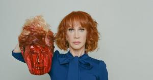 Despicable Kathy Griffin plans on profiting off her death threat to Donald Trump