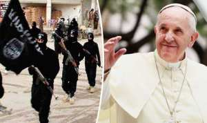 """ISIS threatens Pope Francis: """"We will have our vengeance"""""""
