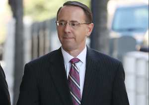Rosenstein: Lawmakers And White House Officials Would Be Prosecuted For Leaking Classified Info [VIDEO]